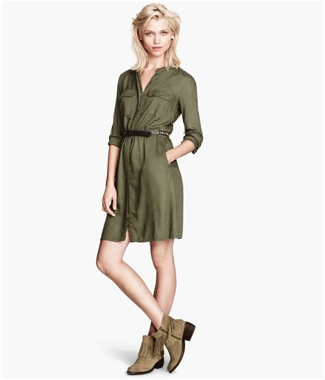 Panel Sleeve Shirtdress 11 awesome shirt dress styles to up your wardrobe