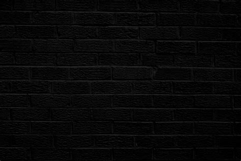 black wall designs black brick wall texture picture free photograph
