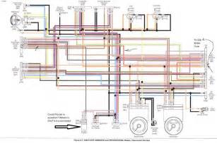 harley road king sdometer wiring diagram harley free engine image for user manual