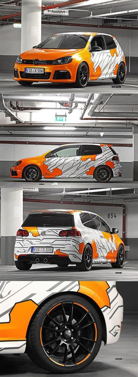 Motorrad Folieren Ingolstadt by Auto Vw Golf 6 Wraps Pinterest Autos Folierung