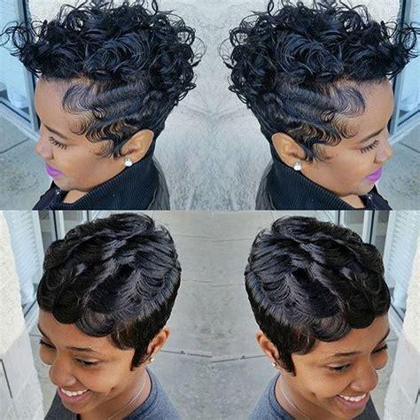 soft waves black hair 364 best cute styles fingerwaves soft curls images on