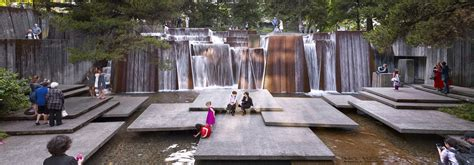 Landscape Architect Portland Influential Modernist Landscape Architect Halprin