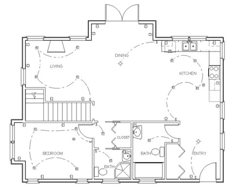 draw house floor plan engineer 2 how to draw floor plans cub scout webelos