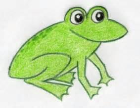 cartoon frog drawings love
