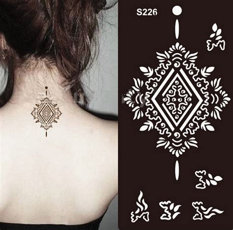 tattoo stencil printer india aliexpress com comprar 12 unids diferentes tatuaje