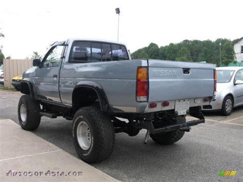 nissan hardbody 4x4 1990 nissan hardbody truck regular cab 4x4 in winter blue