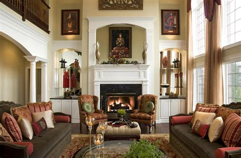 home design living room fireplace 23 living room designs with fireplaces page 4 of 5
