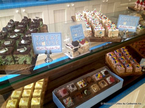 treat house nyc treat house a gourmet rice krispie treat store opens on