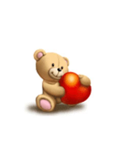 imagenes de amor con ositos animados ositos con corazones animados
