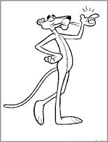 pink panther coloring pages 10 coloringpagehub