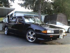 1989 Pontiac Bonneville Sse Black Sse S Profile In Bothell Wa Cardomain