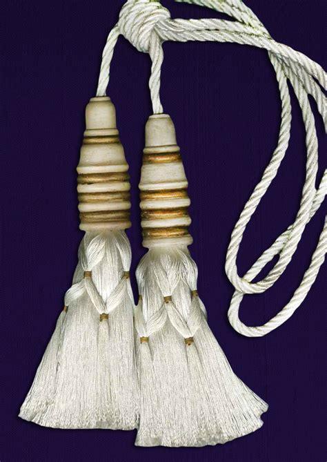 Sand Handmade Birkenstock Tassel tassel tieback