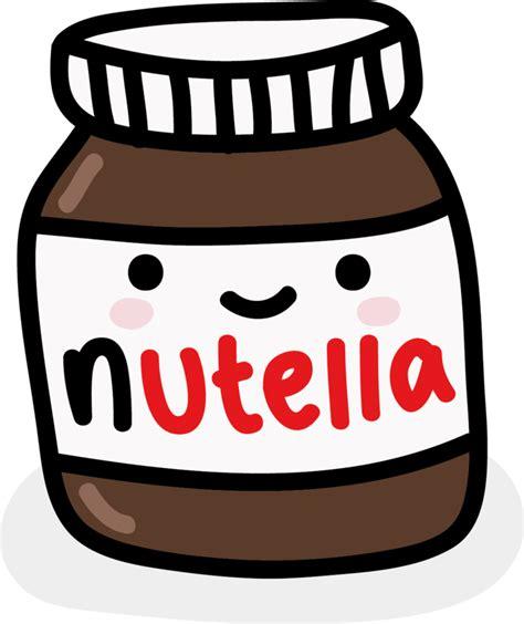 imagenes kawaii nutella nutella png buscar con google im 225 genes pinterest