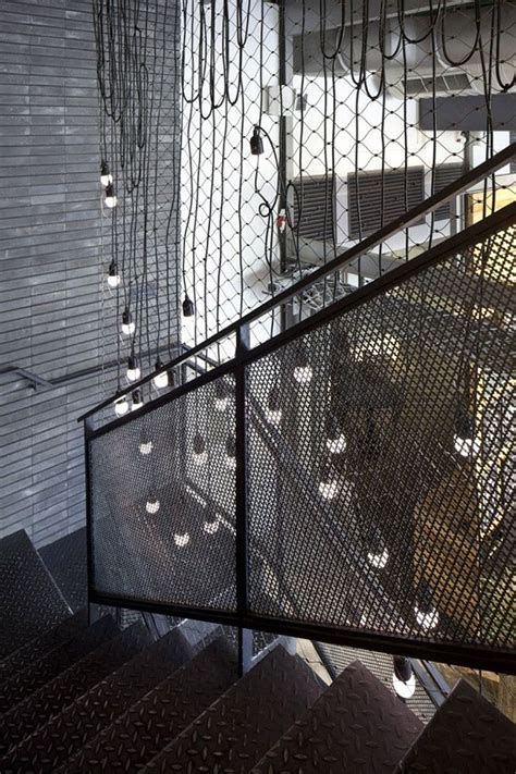 Industrial Stairs Design Best 25 Industrial Stairs Ideas On Pinterest