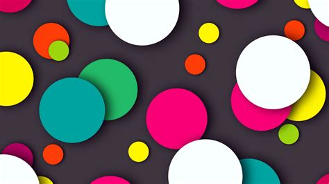 colorful dots wallpaper wallpaper colorful dots multicolor hd abstract 925