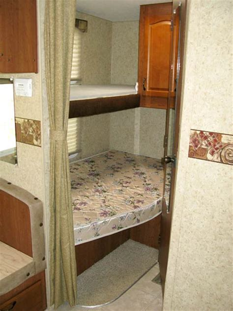 bunk bed configurations how to change your rv bunkhouse into a workshop