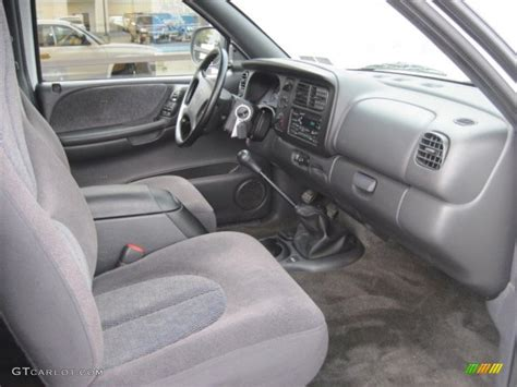 1992 Dodge Dakota Interior 1997 Dodge Dakota Slt Extended Cab Interior Photo