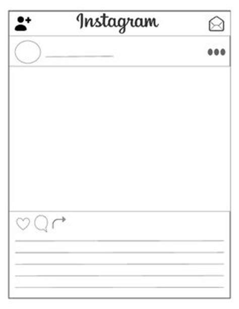 Instagram Template Editable Version Included Srta Spanish Store Pinterest Bulletin Board Editable Instagram Template
