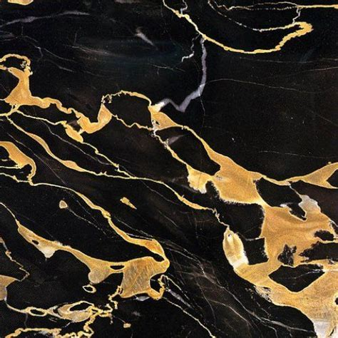 "We now stock exotic 3/4"" Portoro Marble (aka Black & Gold"