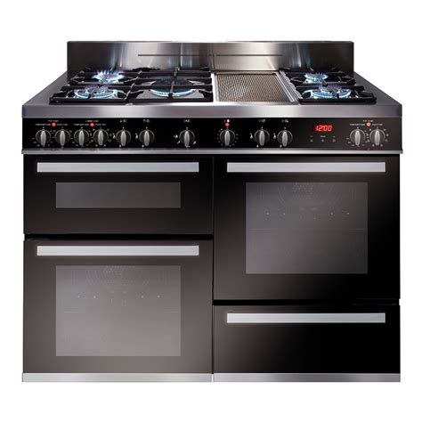 120cm Cavity Range Cooker Electric Ovens Gas