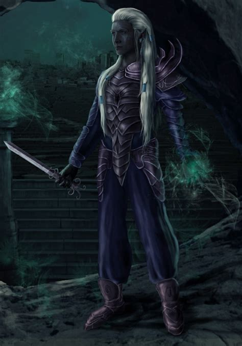 www drow drow guard the neverwinter vault