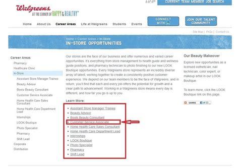 walgreens beauty advisor job description
