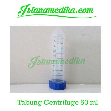 Tabung Reaksi Untuk Centrifuge tabung centrifuge 50 ml plastik istana medika