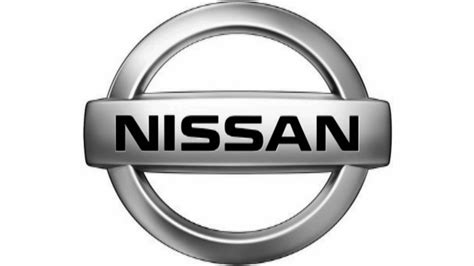 nissan black logo nissan logo youtube
