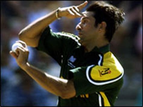 wasim akram swing bowling bbc sport cricket england what is reverse swing