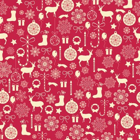 free xmas background pattern christmas pattern background vector free download