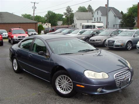 2002 chrysler concorde lxi 2002 chrysler concorde lxi for sale 22 used cars from 750