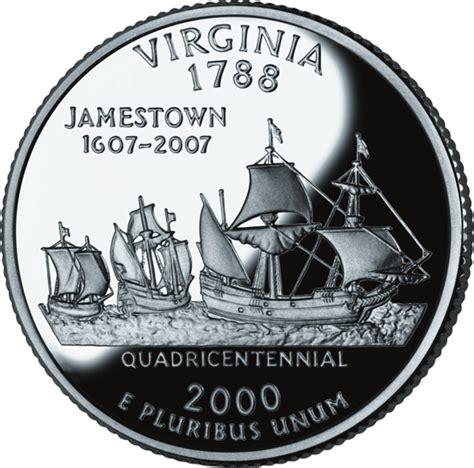 virginia state quarter statescom