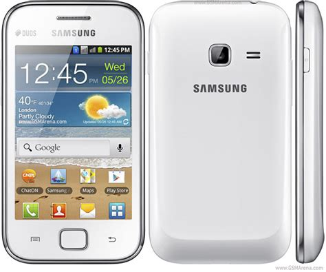 Baterai Samsung Galaxy Ace Duos S5830 samsung galaxy ace duos s6802 pictures official photos
