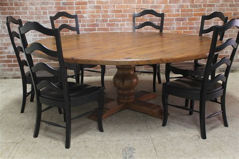 Circular Dining Table For 6 Getting A Dining Room Table For 6 By Your Own Homesfeed