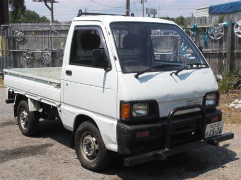 daihatsu hijet 4x4 japanese mini truck for sale photos