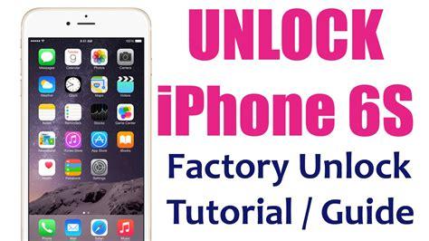 unlock iphone   network  easy