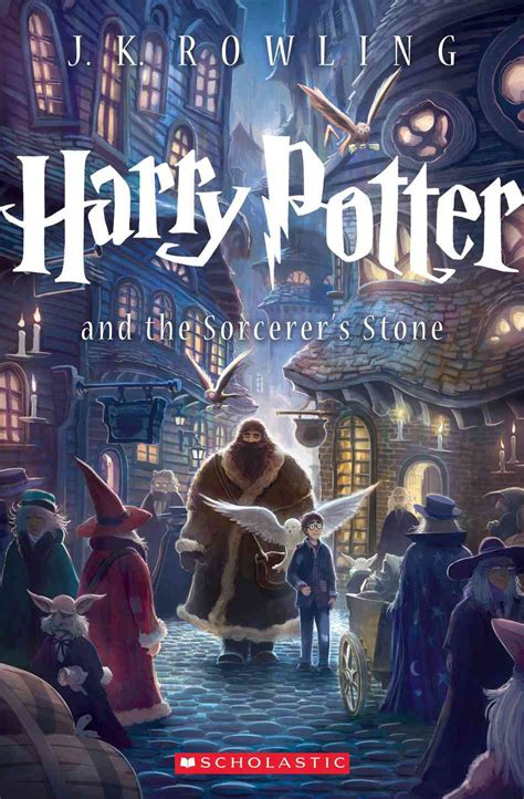harry potter and the sorcerers stone book cover philosopher s stone book harry potter fan zone