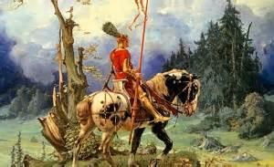 cavalleria e letteratura terre di confine magazine