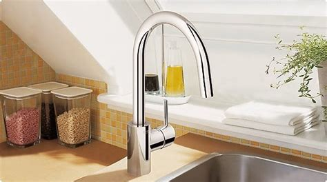 grohe concetto kitchen faucet grohe concetto 32665 contemporary kitchen faucets by