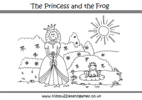Princess And The Frog Coloring Pages Snow White And The Princess And The Frog Frog Printable