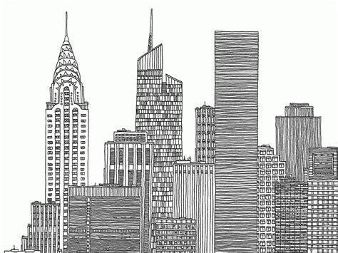 libro new york drawings drawings of a city best 25 city drawing ideas on new york painting city drawing