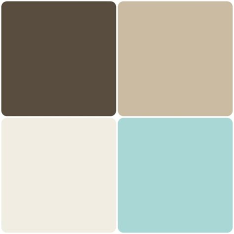 interior paint color chart gobi dessert toasted marshmallow and rivers edge all behr