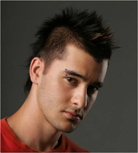 Mohawk Haircut 2013 For Man   Hairstyles