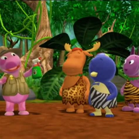 Backyardigans Jungle Backyardigans 1x02 Of The Jungle Teachertube