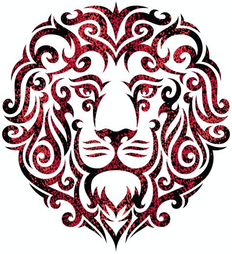 lionheart tattoo designs lionheart tribal tats lions