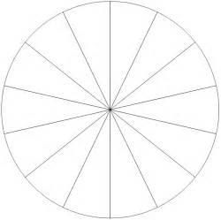 diy pie chart templates for teachers student handouts