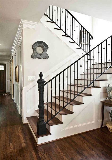 Wrought Iron Banister Rails by 25 Best Iron Balusters Ideas On Iron