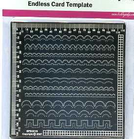 Endless Cards Template by Endless Card Template Quot 21 Unterschiedliche R 228 Nder