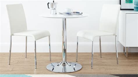 Two Seater Dining Table And Chairs White Gloss 2 Seater Dining Set Stackable Chairs Uk