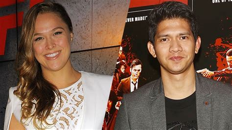 film iko uwais mile 22 ronda rousey continues going hollywood with peter berg s